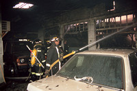 Stamford FD Jeep Dealership Fire at 44 Myrtle Ave. Unknown Date.