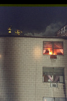 Stamford FD Apartment Fire at 100 Myrtle Ave. Unknown Date.