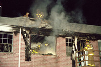 Stamford FD Apartment Fire at 202 Standish Rd. Unknown Date.