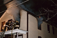 Stamford FD Dwelling Fire at 20 Adams Ave, Unknown Date.