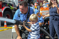 Norwalk FD Open House. Sep 29, 2018.