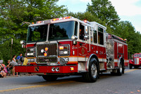 Apparatus & Other Vehicles -  2019 Yorktown Heights Fireman's Parade