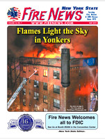 Fire News Covers