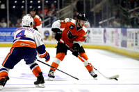 Adirondack Phantoms players only @ Bridgeport Apr. 14, 2014