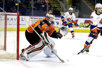 Lehigh Valley Phantoms players @ Bridgeport. April 10, 2016