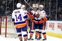 Bridgeport Sound Tigers players only .vs. Adirondack Phantoms Mar. 16, 2014