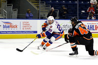 Sound Tigers .vs. Lehigh Valley. Oct 29, 2016