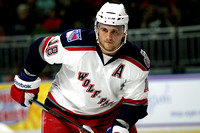 Hartford Wolf Pack players only @ Bridgeport Mar. 30, 2014