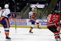 Bridgeport Sound Tigers Players only .vs. Albany Devils Nov. 8, 2014