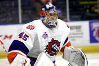 Bridgeport Sound Tigers players only .vs. Manchester Monarchs Oct. 12, 2013