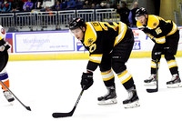 Providence Bruins players only @ Bridgeport Dec. 27, 2014