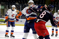 Bridgeport Sound Tigers players only .vs. Springfield Falcons Oct. 19, 2014
