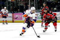 Bridgeport Sound Tigers players only .vs. Portland Pirates Jan. 11, 2014