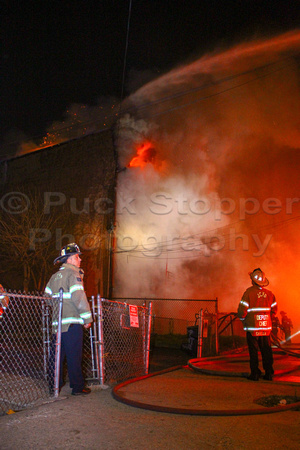 Puck Stopper Photography | Jersey City FD 2nd Alarm fire at 145