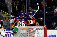 Sound Tigers .vs. Providence. Feb 11, 2017.