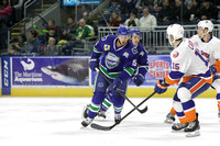 Utica Comets players only @ Bridgeport Sound Tigers Mar. 2, 2014