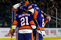 Sound Tigers .vs. Toronto. Jan 21, 2017