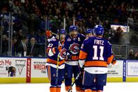 Sound Tigers .vs. Hartford. Mar 12, 2017