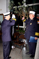 2014 SFD Medal Ceremony. Sep. 30, 2014
