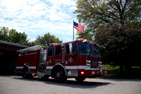 NFD new KME Engine 4. May 18, 2016