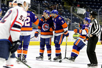 Sound Tigers .vs. Springfield. Feb 7, 2017.