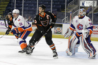 Adirondack Phantoms players only @ Bridgeport Sound Tigers Nov. 10, 2013